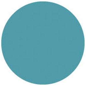 Showtec Colour Sheet 122 x 55 cm Medium Blue-Green
