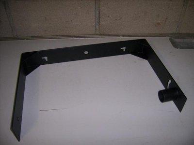 DAP CX-10 hanging bracket zwart