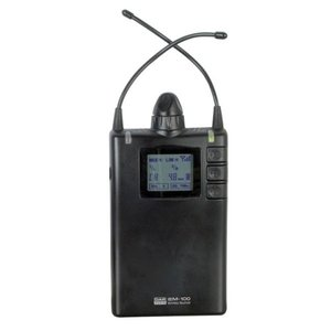DAP IEM-100 Beltpack IN-EAR receiver UHF PLL 765-790 Mhz