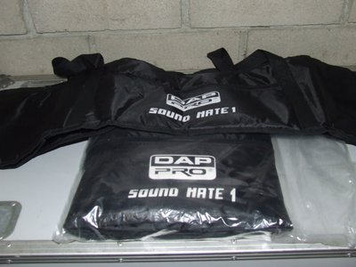 DAP Soundmate 1 accessories bag