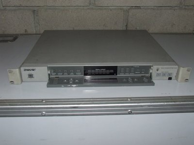 Sony DSC-1024G Scan converter with GENLOCK