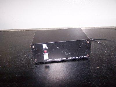Kramer VM-6A 1:5 video-audio distributor