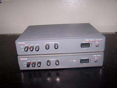 Extron RGB 202Xi Universal Analog/ECL/TTL System Interface