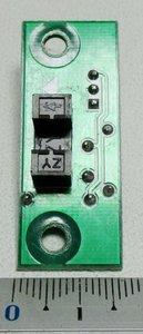 Showtec Dragon 2000 replacement fluid sensor PCB (SPHK379)