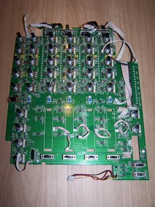 Main PCB for Core mix-4 USB
