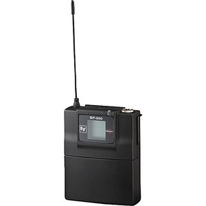 Electro-Voice BP-300 Wireless Beltpack Microphone Transmitter 863-865 MHz