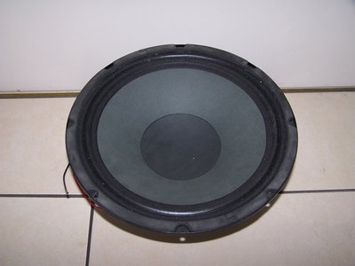 """DAP K-112A 12"""" replacement woofer 300W 4 Ohm"""