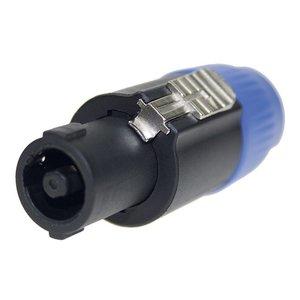 TRS Speakon 4-pole speaker connector