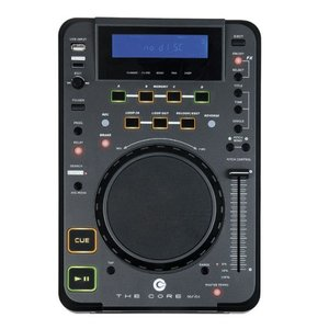 DAP-Audio CORE CDMP-750 Table top CD/USB Player