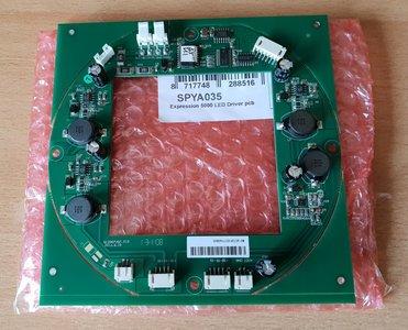 Expression 5000 LED Driver PCB (SPYA035)