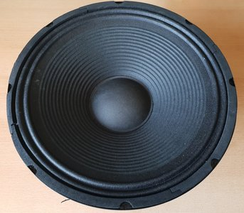 """XT-12 MKII 12"""" replacement woofer 350W 8 Ohm (SPUNIW021)"""