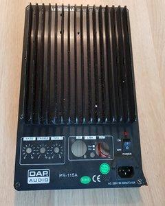 DAP PS-115A amplifier module incl. backplate