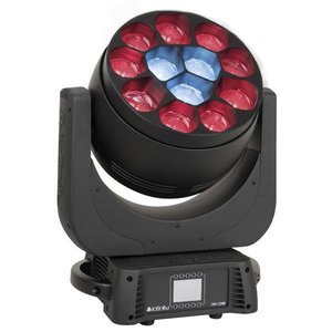 Showtec Infinity IW-1240 RDM RGBW Wash moving head with electronic Zoom