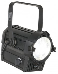Showtec Performer 1000 LED MKII Fresnel, 3100K, 10-60° Theatre Spot
