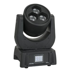 INFINITY IW-340 RDM RGBW Wash moving head with Electronic Zoom