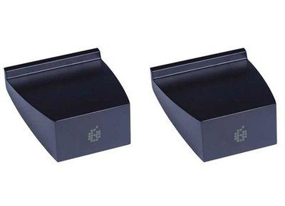 ADAM A5 Desktop monitor stands set black