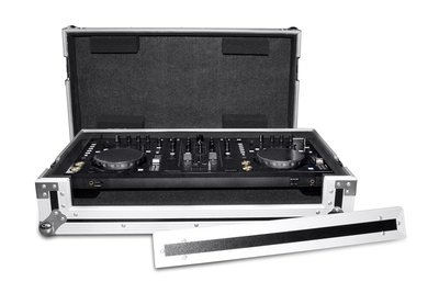 Road Ready Flightcase RRDJCONTROL for Pioneer XDJR1/DDJT1/DDJS1 or Numark Mixdeck