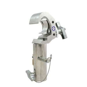 Doughty T58240 Quick trigger TV clamp with 29MM aluminum receiver