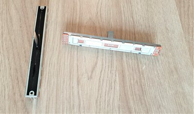 DAP Oxygen 7-3 Stereo fader 100MM without PCB