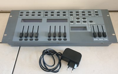 Showtec LED Commander Pro DMX LED par controller with channel displays