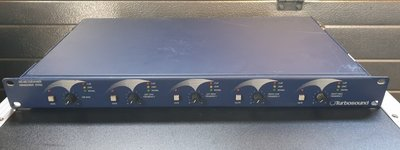 Turbosound LMS-680 2-in / 5-out speaker processor / crossover