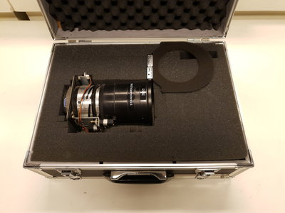 Sanyo LNS-S31 Standard Zoom Lens LCD 1.8-2.3:1