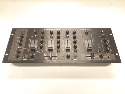 """American audio Q-2422 Pro 19"""" DJ mixer"""