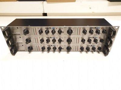 TC Electronic C300 Dual stereo Gate / Compressor
